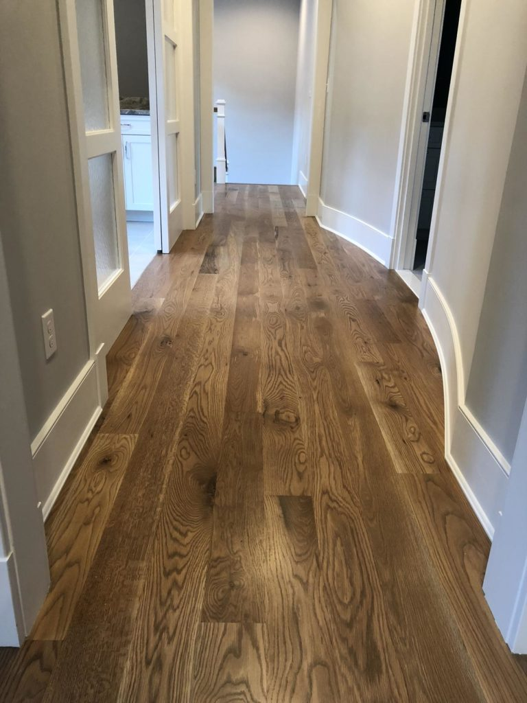 New Hardwood Flooring in Severna Park, Maryland