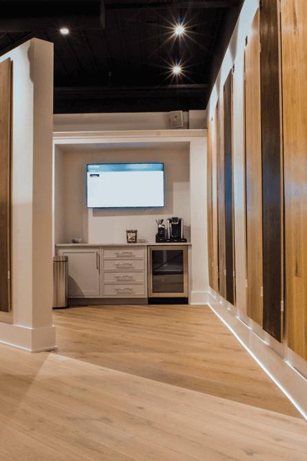 Elite Hardwood Flooring - Gallery - Annapolis Showroom