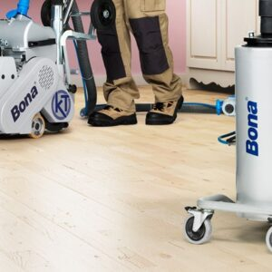 Refinish Hardwood Floors in the Best Way - Dustless!