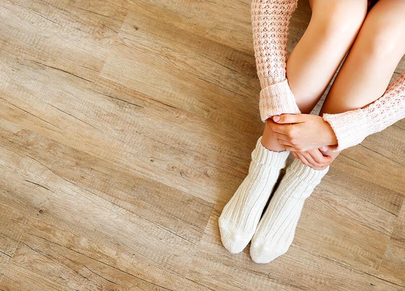 How To Keep Hardwood Floors Clean During Winter