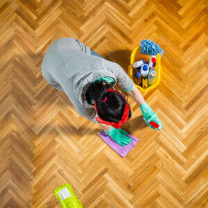 3 Cleaning Supplies That Are Safe on Hardwood Floors