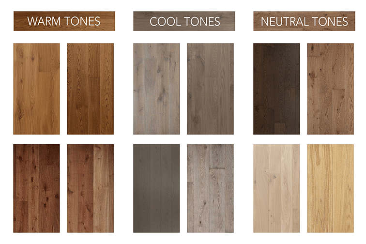 Elite Hardwood Flooring - Wood Tones