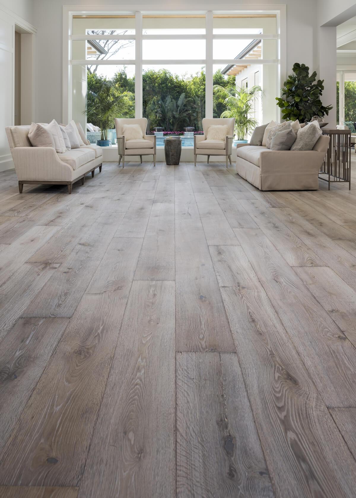 Legno Bastone hardwood flooring feature