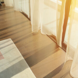 How to Prevent Sun Damage on Hardwood Floors